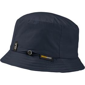 Jack Wolfskin Stow Away Bucket Hat, blauw